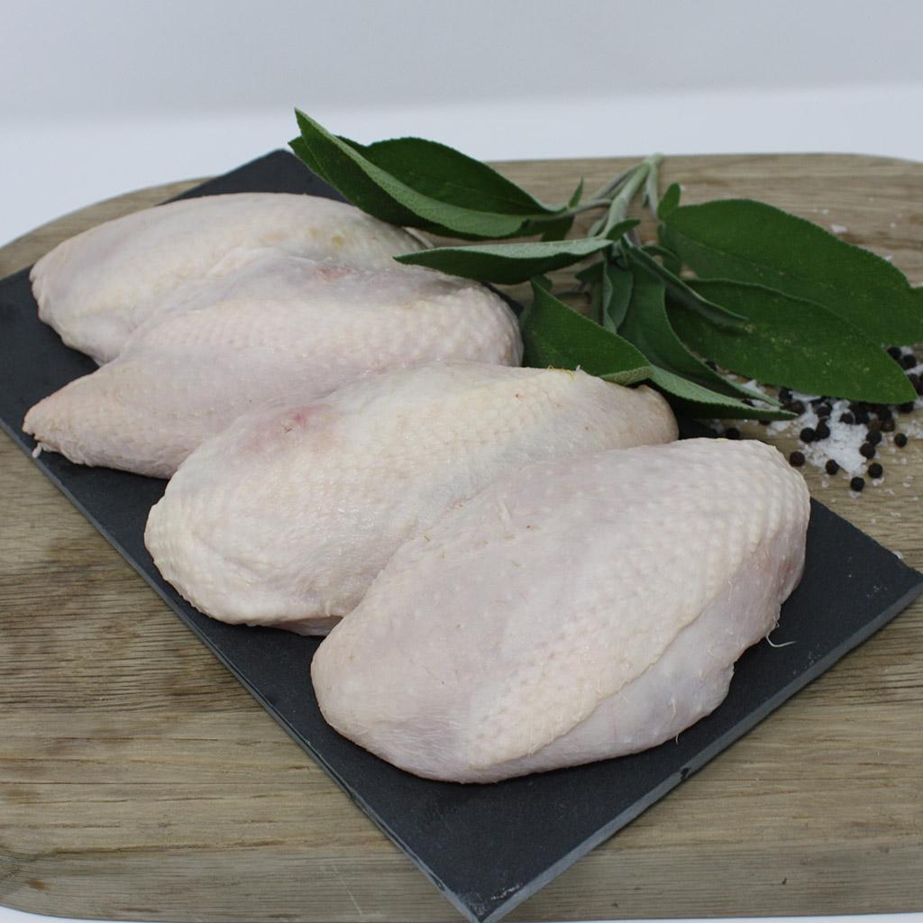 4 x Chicken Breast