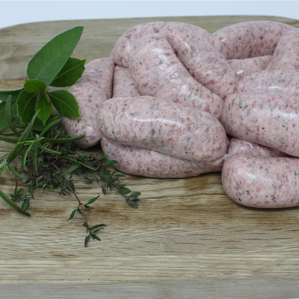 Hampshire Herby Sausages